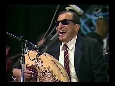 يا مسهرني مخطرتش على بالك يوم سيد مكاوي عود Round Sunglass Men Youtube Mens Sunglasses