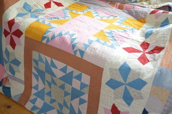 Sharing Vintage Quilts