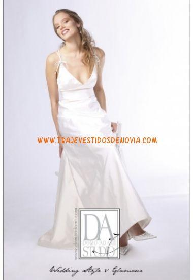 100160  D.A. Studio  Vestido de Novia  Domo Adami