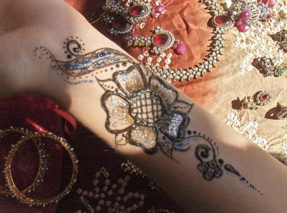 Tatoo Henna- pulso