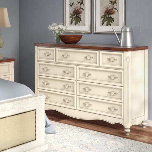 Brecon 9 Drawer Dresser 9 Drawer Dresser Dresser Drawers Furniture