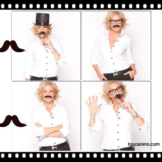 Tosca Reno: Movember!