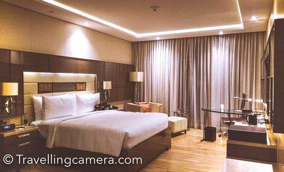Opulence galore at JW Marriott Sahar, Mumbai - #MobileGIRI