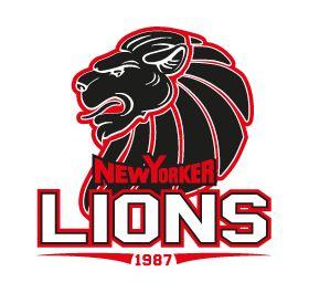 New Yorker Lions, German Football League, Braunschweig, Germany