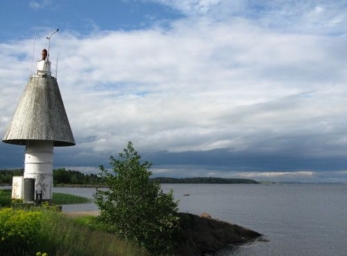 Ostrov Patteri Range Front #Light, Vyborg Bay, #Russia - http://dennisharper.lnf.com/