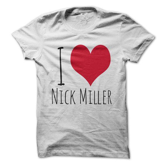 I Love Nick Miller