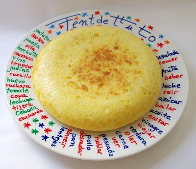 Fentdetutto: Tortilla de patata o como entrar en los altares de la cocina
