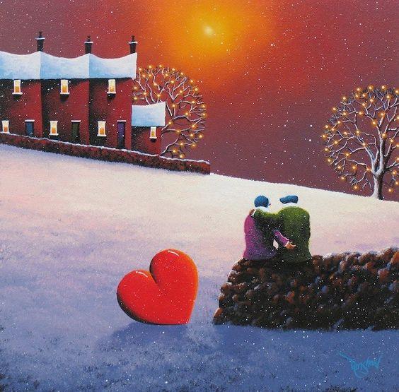 David Renshaw, 1973 ~ Time of love   Tutt'Art@   Pittura * Scultura * Poesia * Musica  