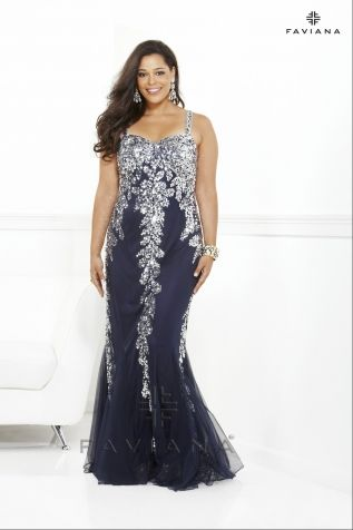 Plus Size Formal Dresses - Plus Size Dresses Collection - View: 18 ...
