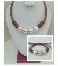 Collar Bisutería De Moda - Bs. 320,00 en MercadoLibre: