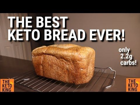 3401 The Best Keto Bread Ever Keto Yeast Bread Low
