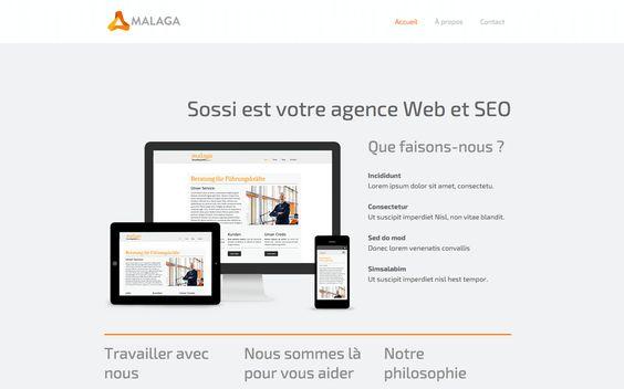 Choisir le design parfait pour votre projet de site web - Jimdo