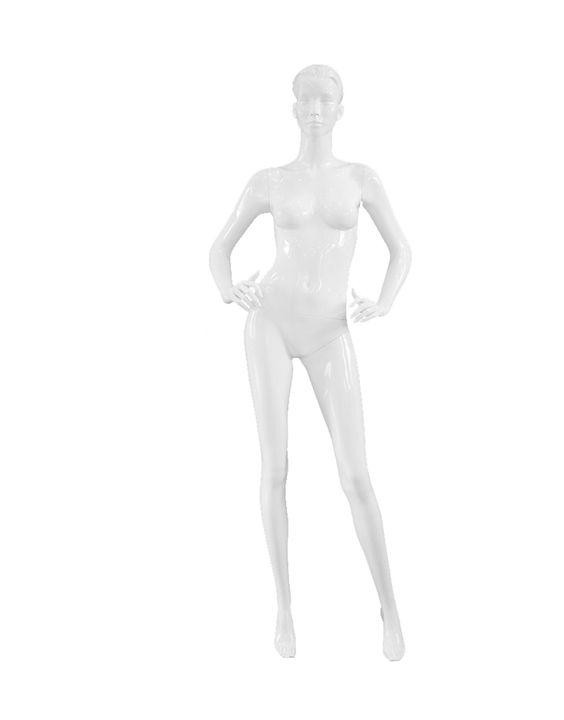 Nouveauté du jour : Mannequin femme  Référence: 603136  Lien : http://achatgros.com/details/1564  #Russh #mannequin #femme #boutique #materiel
