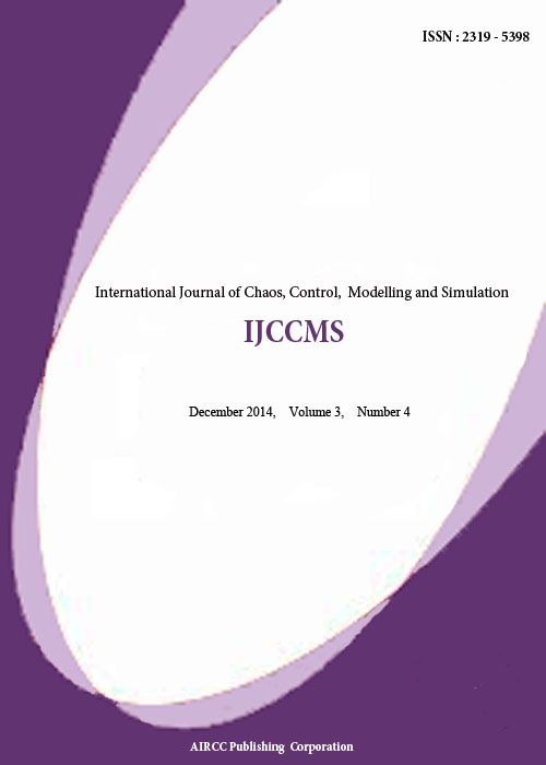 The International Journal of Chaos, Control, Modelling and Simulation is a bi-monthly open access peer-reviewed journal that publishes articles which contribute new results in all areas of Chaos Theory, Control Systems, Scientific Modelling and Computer Simulation.   http://airccse.org/journal/ijccms/index.html