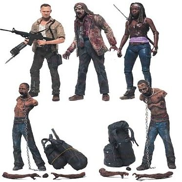 Walking Dead Action Figures... <3