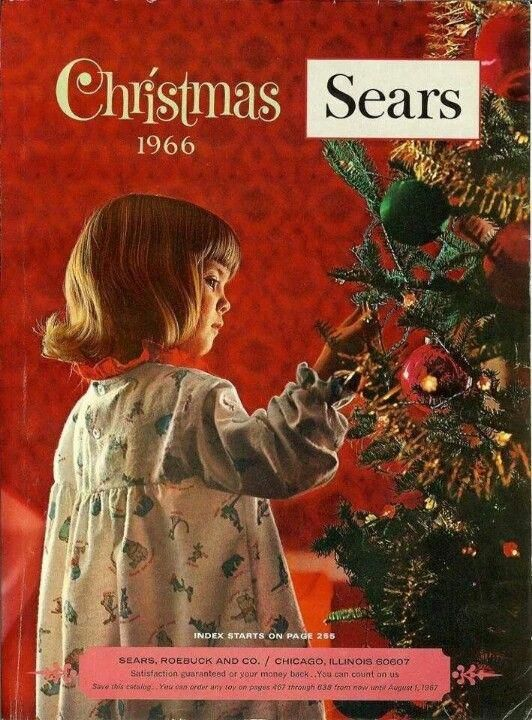 Johndenver Christmas Catalogs Vintage Christmas Memories