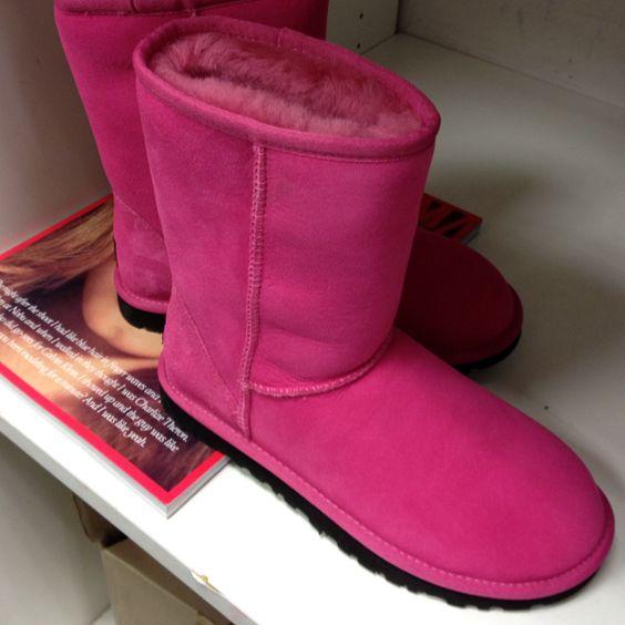 Hot Pink Uggs Shoe Fetish Pinterest Pink Pink Uggs