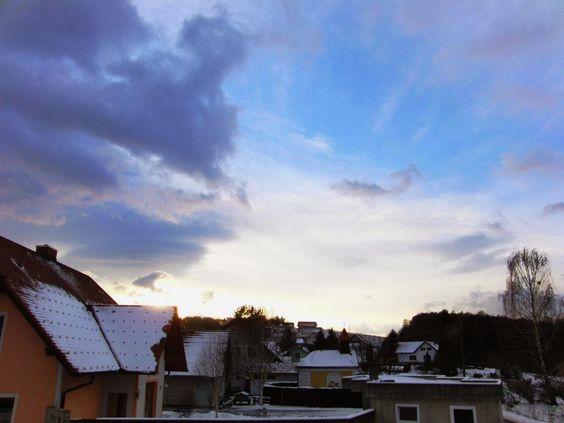 29.12.2014 - Winterlicher Spätnachmittag @ Gleisdorf (STMK)