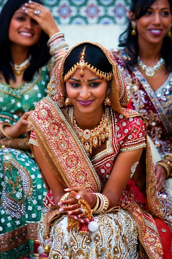 Indian bridal wear, Indian bridal and Indian on Pinterest