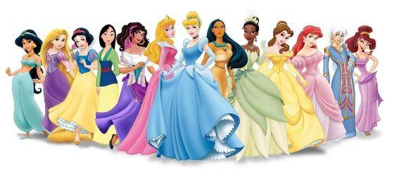 Princesas Disney ♡
