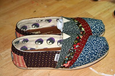 Recycle old Toms