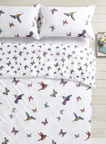 Hummingbird Bedding Set Bed Linen Bedroom Bhs For The House Apartment Bedroom