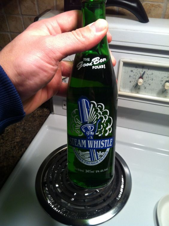Steam whistle, micro brew of toronto