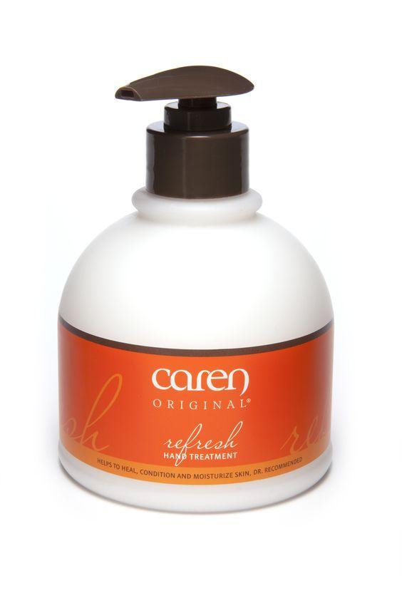 Hand Treatment - Refresh. www.carenproducts.com