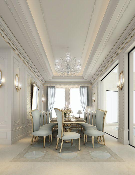 interior design package includes Majlis designs, Dining area ...