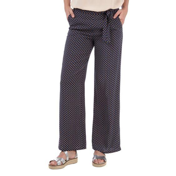 Jake*s Stoffhose mit Allover-Muster für Damen     inkl.MwSt, Versand: kostenlos