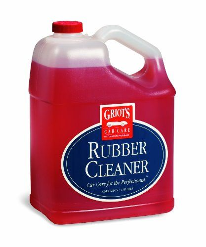 Griot's Garage 11137 Rubber Cleaner - 1 Gallon, 2015 Amazon Top Rated Tire Care #AutomotivePartsandAccessories