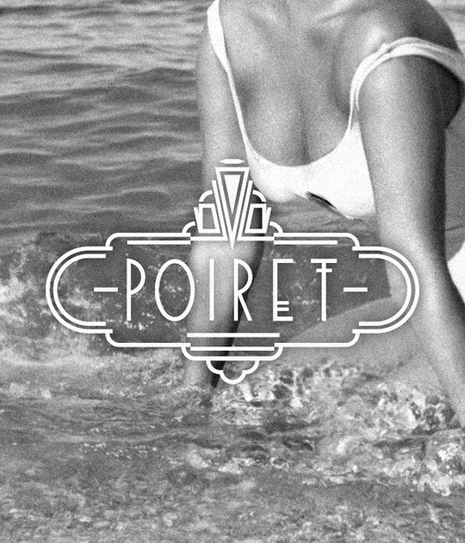 Poirettype by Frank LoB