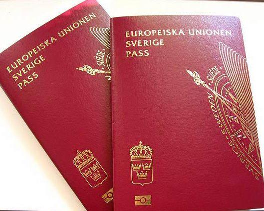 Buy Real And Fake Swedish Passport Online Passport Online