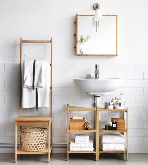 baño decoracion estilo escandinavo - Buscar con Google: