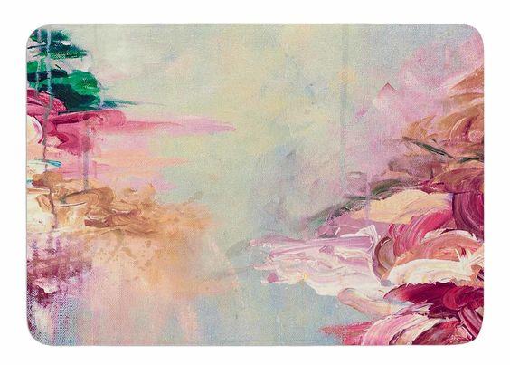 Winter Dreamland 1 by Ebi Emporium Bath Mat