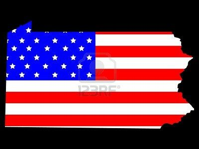 back of oregon state flag
