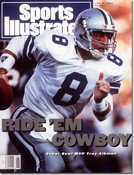 Troy Aikman  -  Mr. Cowboy! <3<3<3