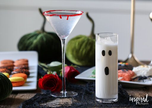 Halloween Cocktails – Two Ways Recipe on Yummly