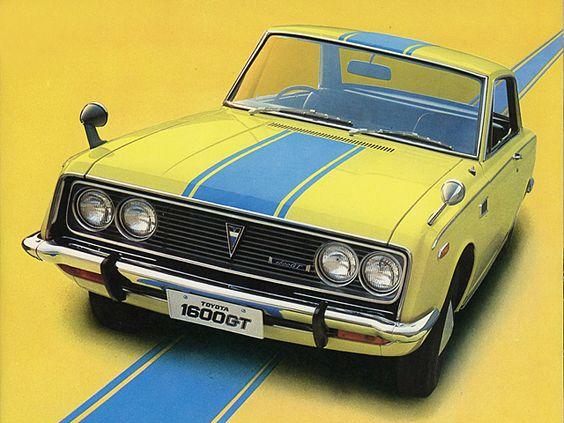 トヨタ 1600GT | トヨタ 歴代スポーツカー 1960年代 | 名車館 | GAZOO.com
