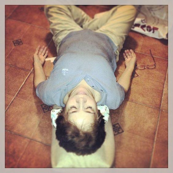 Para soportar tus posturas de yoga.  Bolsters #muylila #MuyLila!