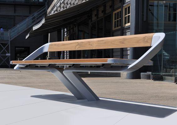 This furniture suite won the International Lusail Street Furniture design…