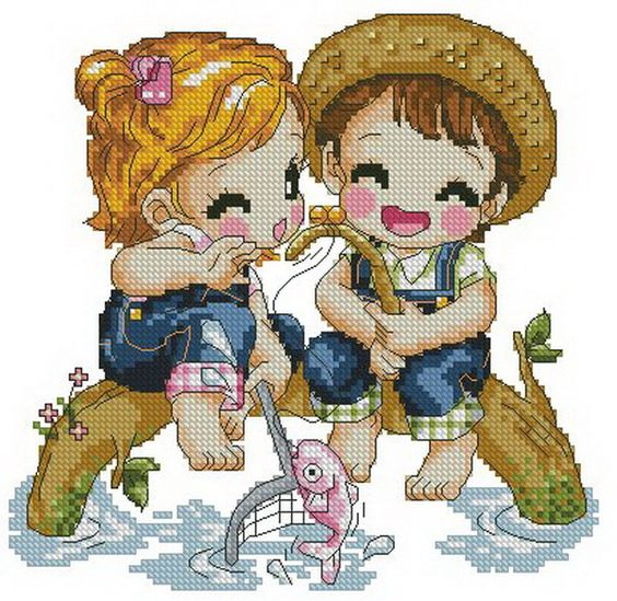 How to Cross-Stitch - The Jolly Jabber Quilting Blog