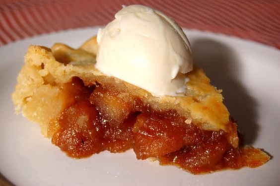 bambini: Brown Butter Apple Pie with Cheddar Cheese Crust | pies ...