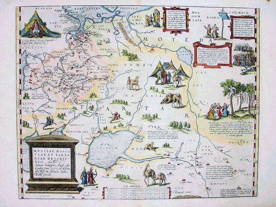 Russia 1572