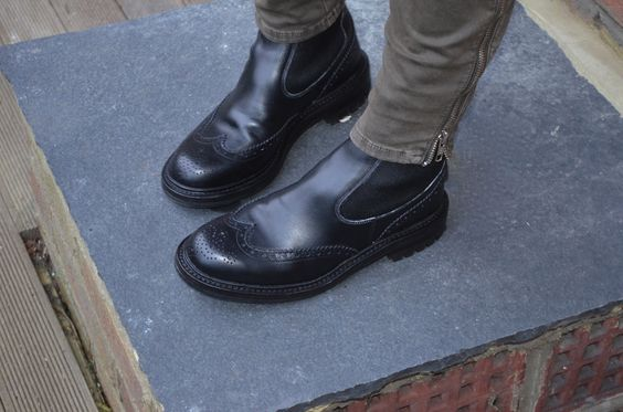 tricker's chelsea boots - Google Search