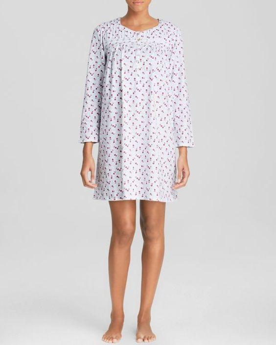 Eileen West Tuscany Waltz Short Nightgown