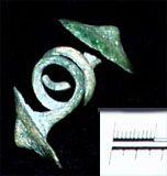 Ciprus - brincos espirais 2, período arcaico
