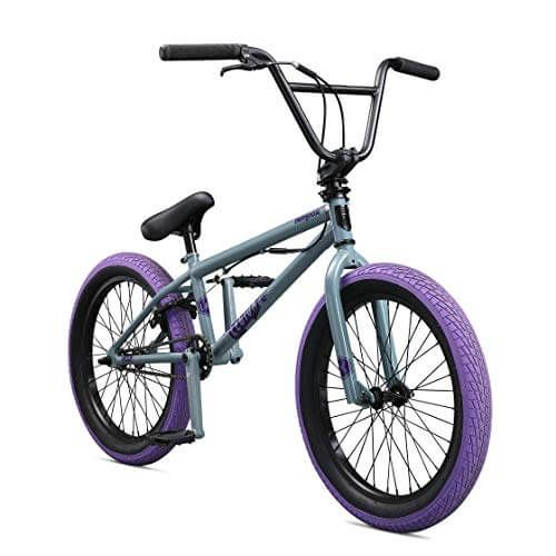 Mongoose Legion L40 20 Freestyle Bmx Bike Grey Bmx Freestyle