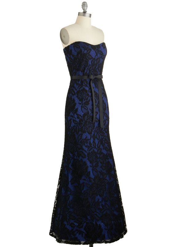 Celeb Spectacular Dress. Already famous for a plethora of talents, you feel like a true VIP decked out in this red-carpet-worthy maxi dress! #prom #modcloth