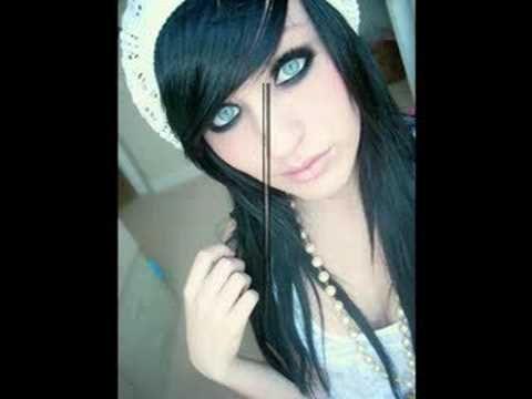 Scenehairstylesforgirlswithlonghair Hairstyle I Like - Emo girl hairstyle video